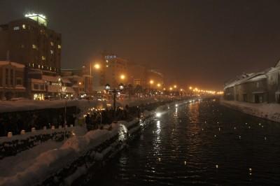 小樽運河 これも