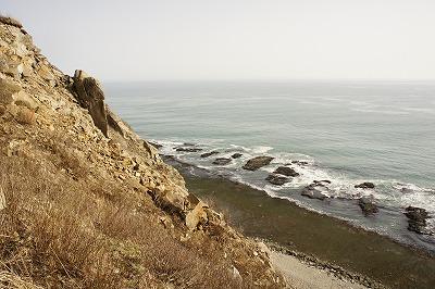 エンルム岬からの景色