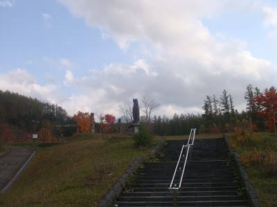 トーテムポールの丘