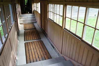 農学校廊下