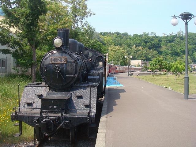 小樽博物館 展示車両