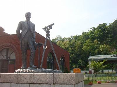 小樽博物館 小樽に鉄道を引いた外人さん