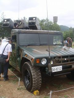 陸上自衛隊の装備
