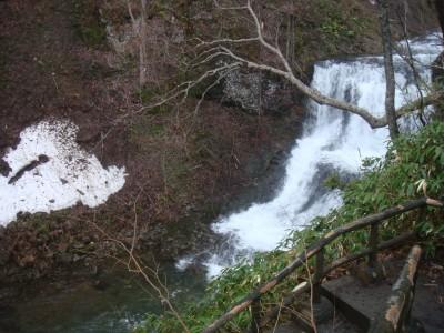西区平和の滝