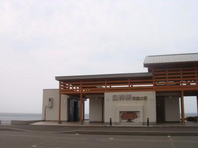 白神岬展望