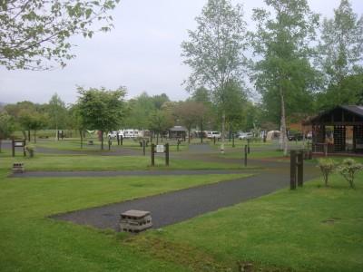 オートキャンプスペース